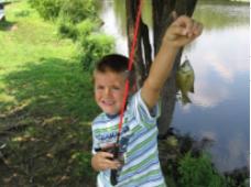 Fishing Pond Excavation